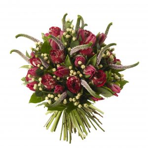 Ranuncula Rose Bouquet